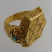Seljuk Gold Ring