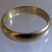Gild Posy Ring