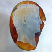 Eighteenth Century Cameo