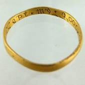 Early posy ring