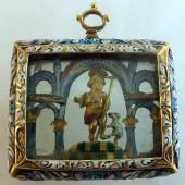 Seventeenth century devotional pendant