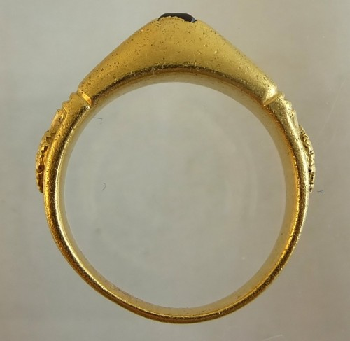 Stirrup Ring And Medieval Gold