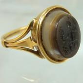 Roman intaglio ring