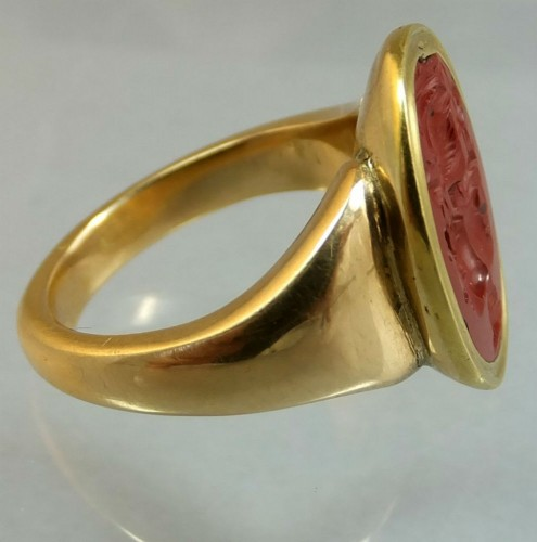 Ancient Roman Intaglio Ring. Claw Wedding Rings. Portrait Rings. Ancient Wedding Rings. Modest Celebrity Rings. American Jewellers Wedding Wedding Rings. Dream Engagement Rings. Gunmetal Wedding Rings. Expensive Engagement Wedding Rings