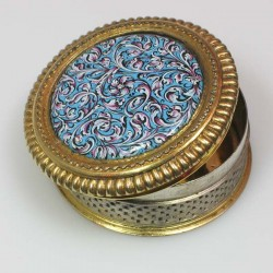 Enamelled Box