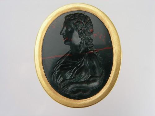 16th Century Intaglio of Cleopatra