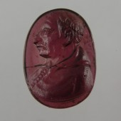 16th Century Garnet Cameo