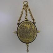 Early Sixteenth Century Reliquary Pendant