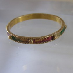 Medieval Gold Band