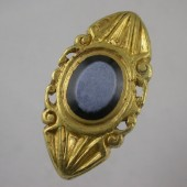 Fourth Century Gold and Niccolo ring