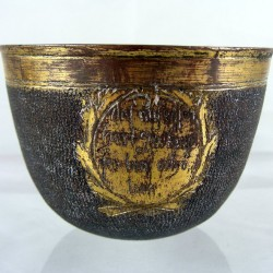 Parcel gilt Herrendgrund tumbler cup