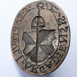 Large Bishop's seal