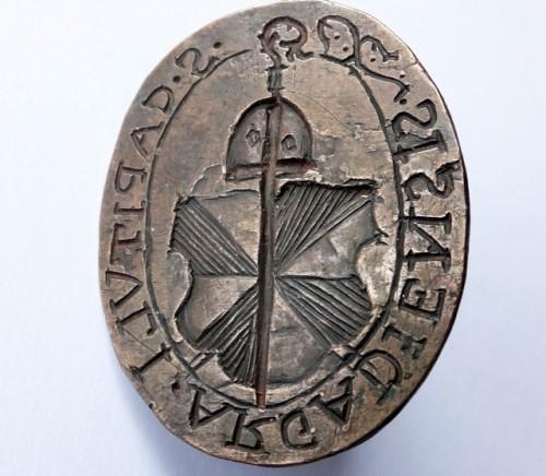 Large Bishop's seal