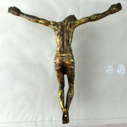 Gilt bronze corpus