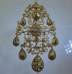 Early eighteenth century Andalusian pendant
